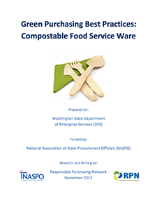 compostable food service ware guide