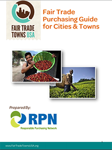 fair trade cities guide