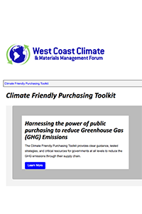 climate-friendly purchasing toolkit